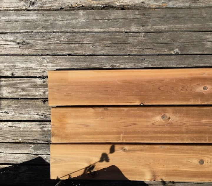 Old and New Lumber