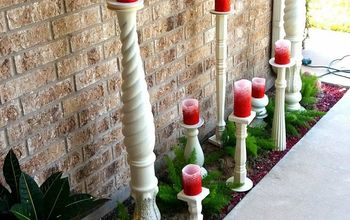 Upcycle Old Bed Posts