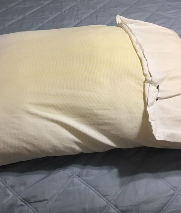 how to save buying a pillow in january