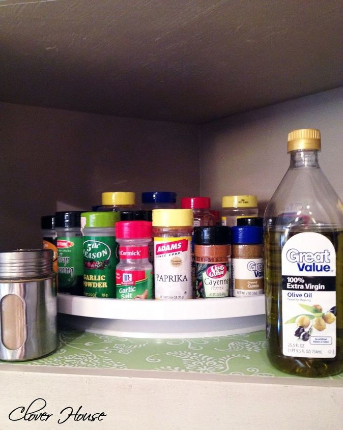 organize and beautify your cabinets