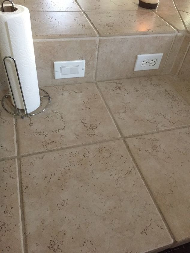 q how to coverup tile