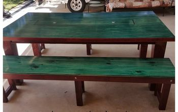 simple wooden bench, Wooden Bench
