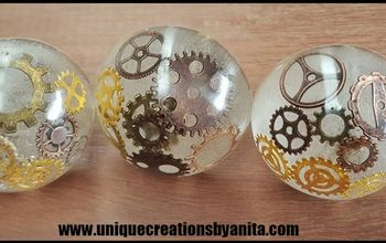 Epoxy Resin Door Knobs