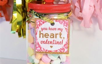 VALENTINE'S DAY PRINTABLE GIFT TAGS and GIFT IDEA