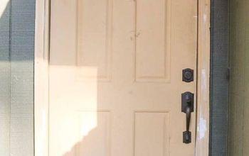 Front Door Painting Tips