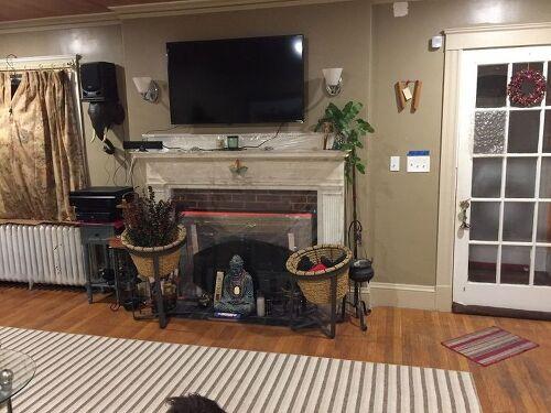 Arranging my furniture around my fireplace | Hometalk