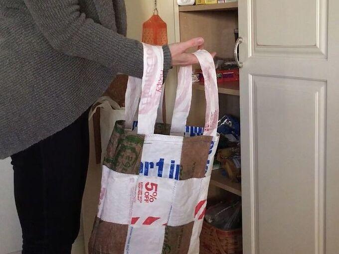 got bags let s make something cool