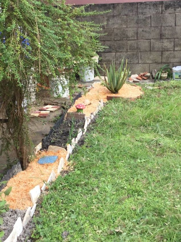 q how to prevent garden lizards from digging holes in my yard