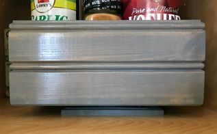 diy lazy susan organizer with video showing how to install