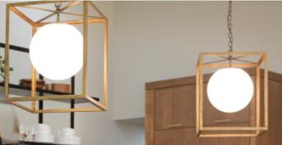 q redesign these light fixtures