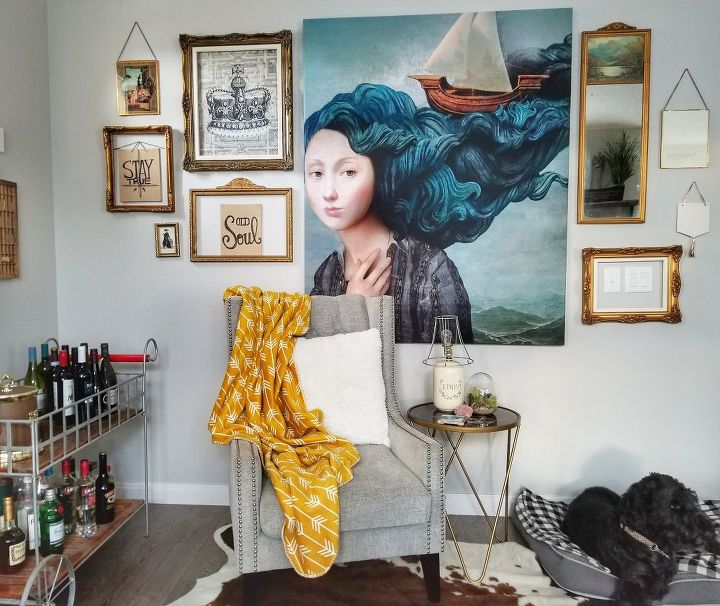 shower curtain s are not just for showers epic gallery wall edition