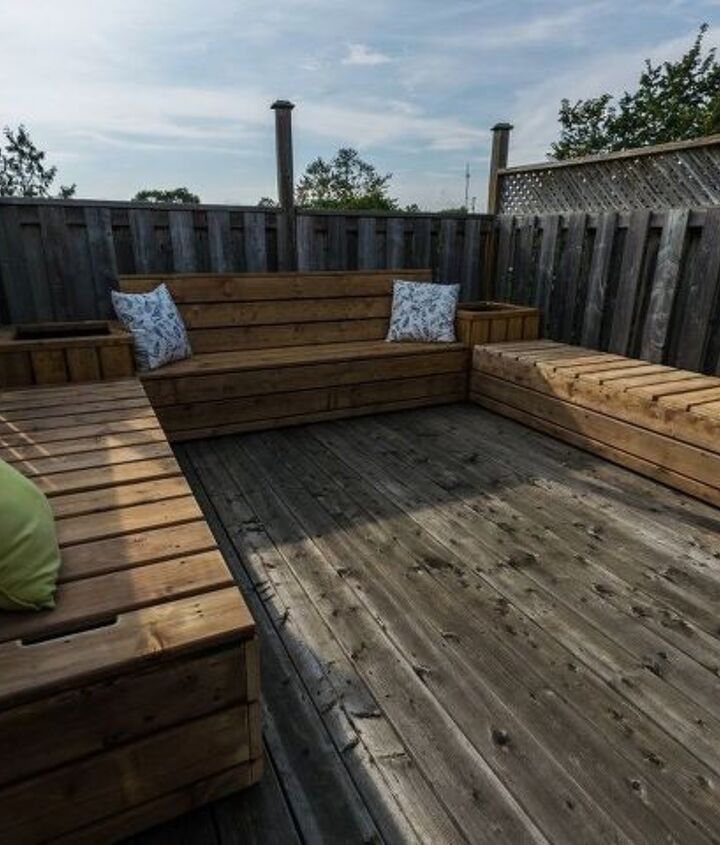 pressure treated lounger