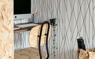 modern vintage bedroom makeover