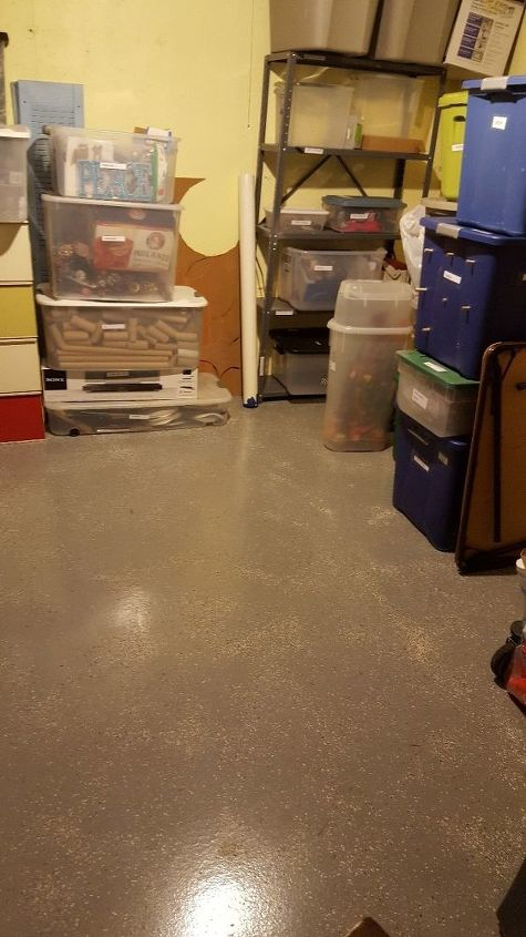 i ve always wanted to try to get the basement cleaned out