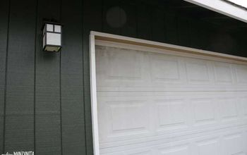 tips for painting your garage door