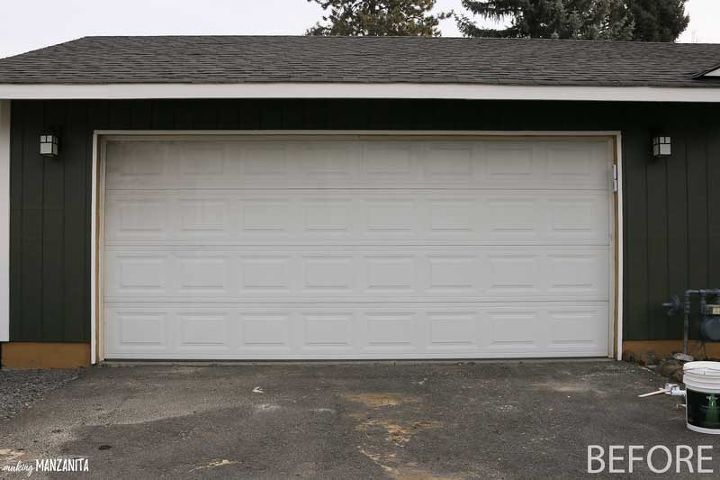 Tips For Painting Your Garage Door Hometalk