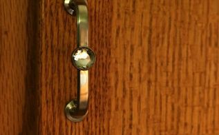 how to install cabinet door hardware