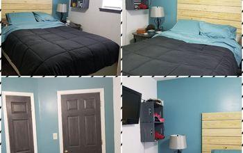Bed Room Make Over
