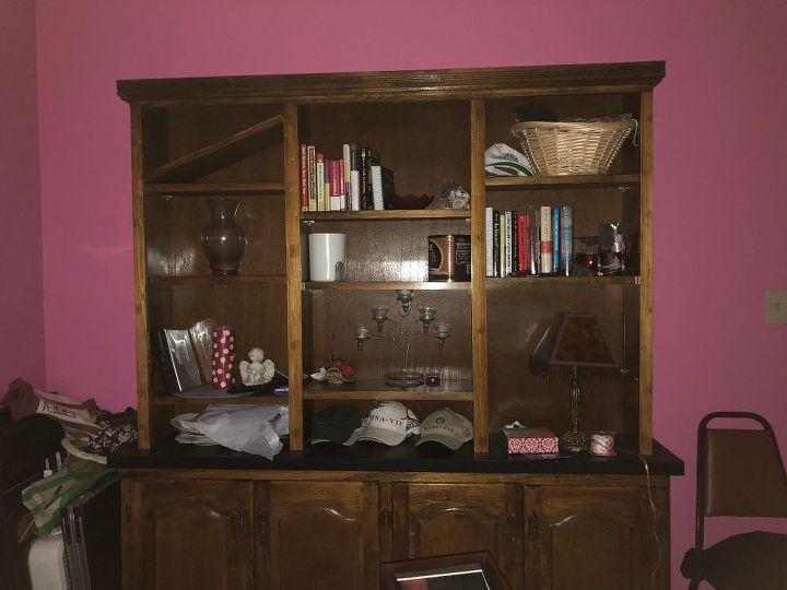 q update this bookcase