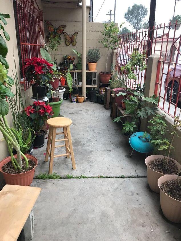 q decor for a small garden