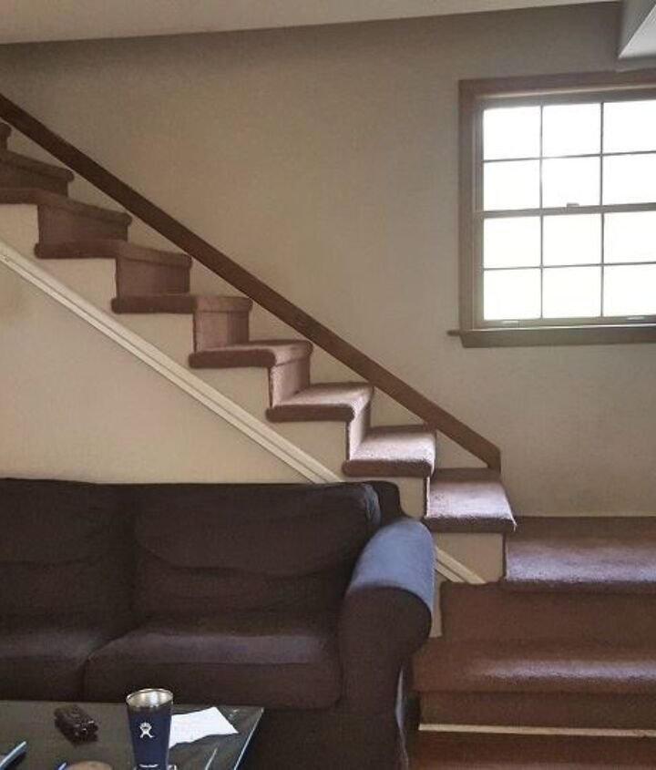 new year new staircase