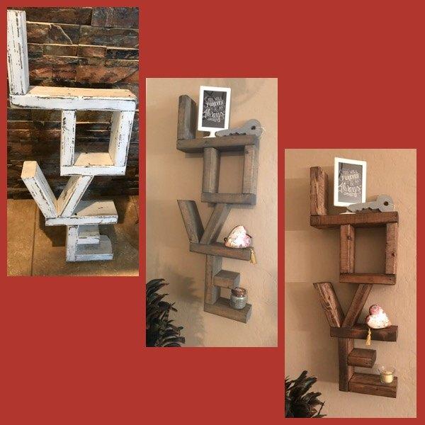 love shelf