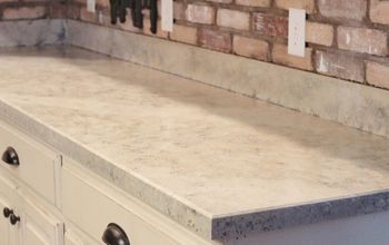 Painted Countertops: From Laminate To Granite