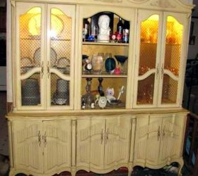 How to Repurpose Armoire Furniture Doors as Decorative Wall Shutters