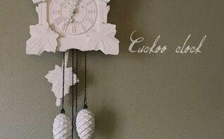 cuckoo clock flip curvy shelf build