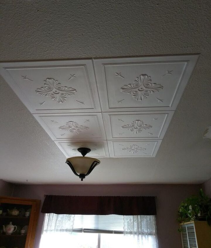 simple fix for problem ceiling