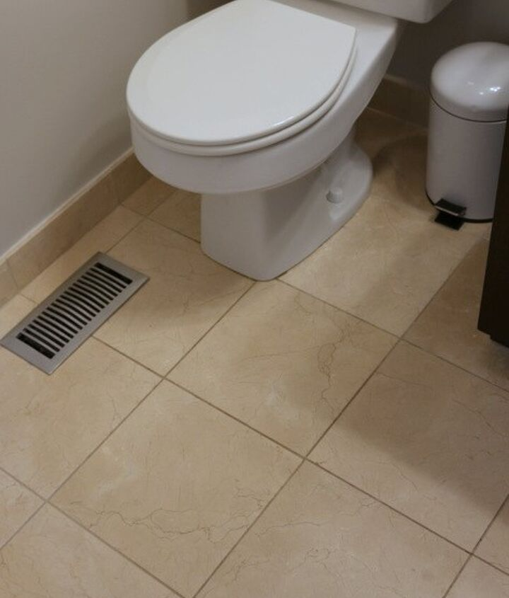 how to clean dirty bathroom grout for less than 10