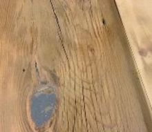 using and tinting auto body filler for wood repair