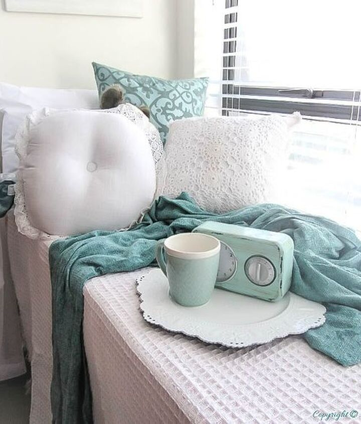 s 27 gorgeous update ideas for your bedroom, Build yourself a cozy window seat