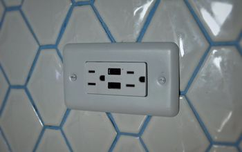 How To:  USB Outlet