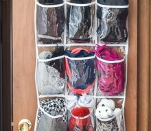 the best way to organize hats gloves and scarves this winter