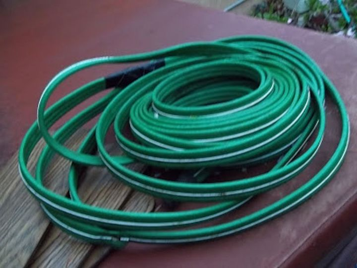 a hose is a hose is a pathway