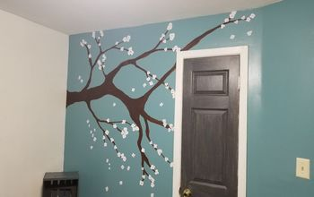 Bed Room Make Over - Wall Art