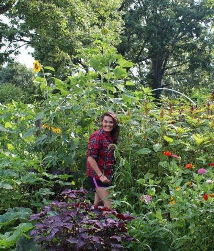 I WS ~90% of my entire garden!