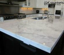 q what s th best way to remodel a countertop w o replacing it