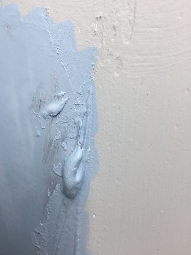 How to Fix ugly wall patch? | Hometalk