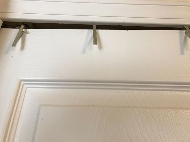 q how can you keep these hooks from scratching the door