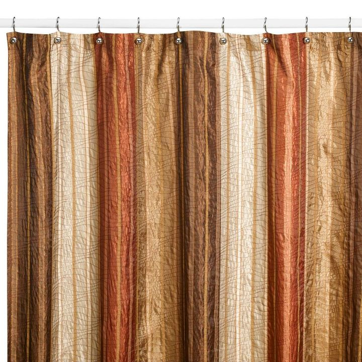 q opinions on using this shower curtain on my patio sliders