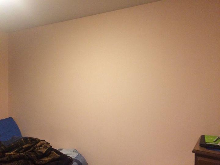 q blank wall dilemma