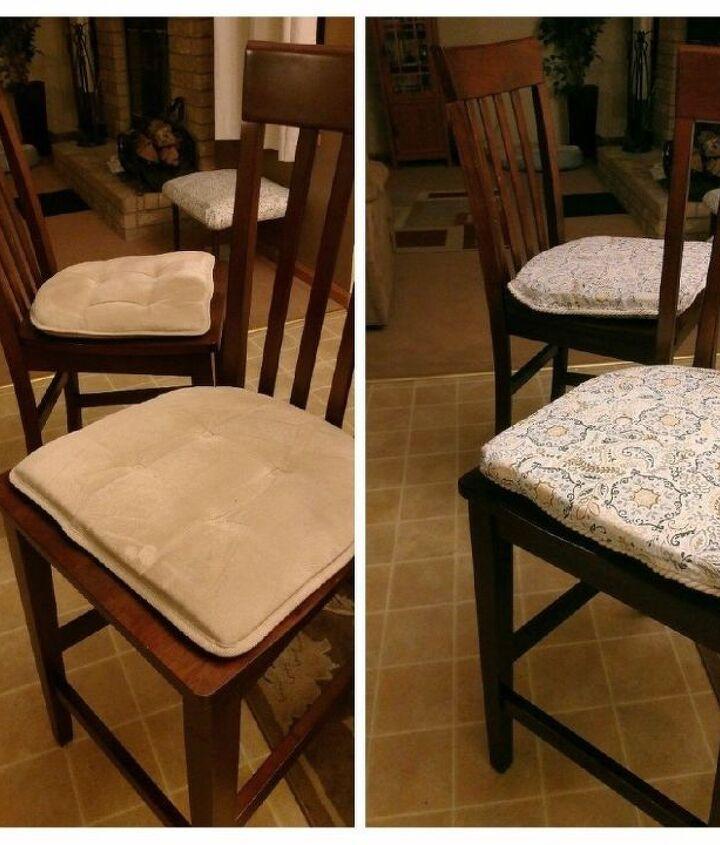 no sew seat cushions