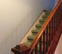 how to paint that old grooved wood paneling