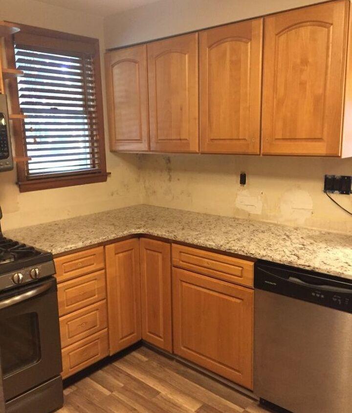 kitchen cabinet update