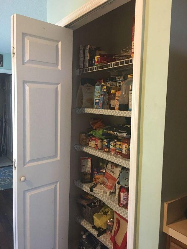 q broken pantry door