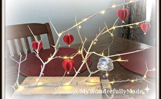 multi season branch centerpiece