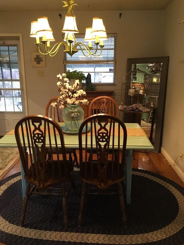 q what should i do to make my dining area
