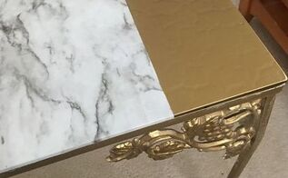 get a faux marble look for just 5